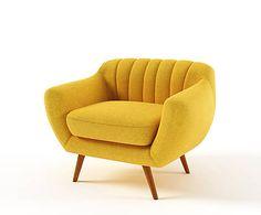 "Polish brand Wintech; ""Azurre"" armchair"