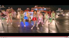 M.I.A / Bad Girls (vid clip shot#2)