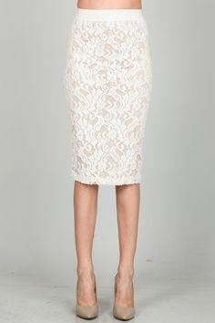 bright Lace Skirt | Ahhhhh skirts skirts skirts | Pinterest ...