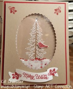 Using the Stampin' Up! Thoughtful Branches bundle to make this beautiful and…