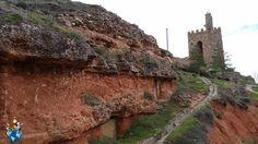 Paseo de las Bodegas Ayllón (Spain)