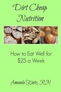 Dirt Cheap Nutrition
