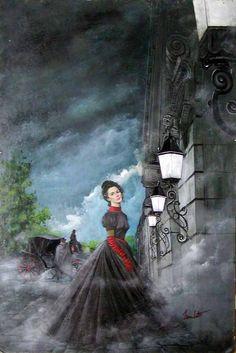 Lou Marchetti, Gothic Romance