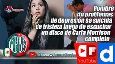Se suicida de tristeza luego de escuchar un disco de Carla Morrison comp...