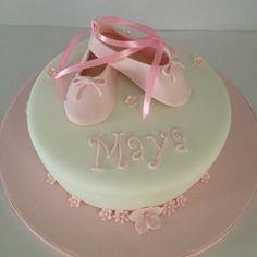 Salt Cake City Ballet Themed Birthday Cake Salt Cake City - Ballet birthday cake