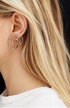 Main Image - Charlotte Chesnais 'Small Saturne' Earrings