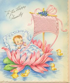 Baby Card by Zero Discipline, via Flickr