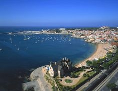 The entire coast between Tagus River and Atlantic Ocean will call for you. The natural beaches are the best places to rest swim or just get a little sunshine
