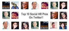 """Listed: @Jeff Waldman + @SocialSalima on """"Top 10 HR People to Follow in #SocialHR"""" #HR #SocialMedia #SocialHRCamp < honoured and humbled :)"""