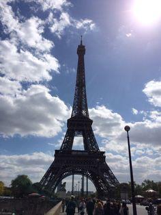 Paris, France- Eiffel Tower