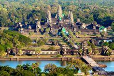世界遺産ランキング2位だったカンボジア・アンコールワットの絶景と歴史まとめ