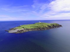 A small Scottish island with a notorious lighthouse has gone on sale for £325,000. The 29-acre island of Little Ross, off the Meikle Ross headland on the south coast of Scotland, is home to a lighthouse, cottages, a natural harbour and pebbly beach.