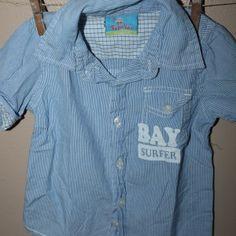 Bay Surfer shirt, 18 months