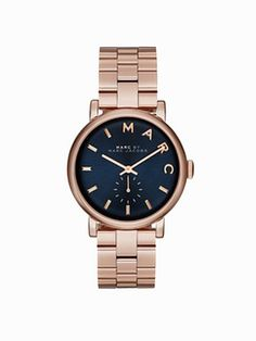 Baker - Marc By Marc Jacobs Watches - Rose - Kellot - Asusteet - Nainen - Nelly.com