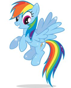 Rainbow Dash Imagenes Pony