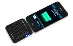billidollarbaby:  Pocket Solar Charger