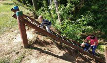 Garden Bridge, Outdoor Structures, Park, Summer, Travel, Summer Time, Viajes, Parks, Destinations