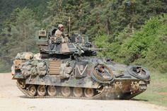US – M2A3 Bradley IFV | TANK-MASTERS – Photos & Journalism | Military Photos & Journalism