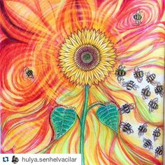 Instagram media desenhoscolorir - Que fundo magnífico! By @hulya.senhelvacilar with @repostapp ・・・#desenhoscolorir #secretgarden #jardimsecreto #coloredpencil #JohannaBasford #esrarengizbahce #günebakan #güneşebakan