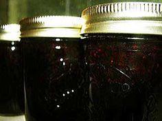 Blackberry Jam Variations- Spiced Blackberry Jam, Blackberry/Basil Jam, Blackberry/Jalapeno Jam, and Blackberry/Grand Marnier Jam