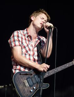 Jonny Lang, a great musician, person, father, husband, son and friend.
