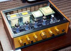 Leben CS-600 integrated amplifier