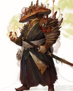 Character Design Challenge, Character Design References, Fantasy Character Design, Character Concept, Character Art, Fantasy Races, Fantasy Rpg, Dark Fantasy Art, Dungeons And Dragons Characters