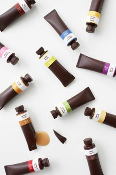 Chocolate sets designed by Nendo, Japan