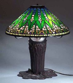 Authentic Tiffany Lamps   Genuine Tiffany Lamps on Comments And Ordering Information Authentic ...