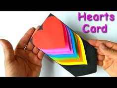 COMO HACER UN SOBRE PLEGABLE PARA CARTAS DE REGALO - YouTube Greetings For Teachers, Teachers Day Card, Origami Cards, Paper Crafts Origami, Creative Birthday Cards, Handmade Birthday Cards, Friends Valentines Day, Valentine Day Crafts, Diy Gifts For Friends