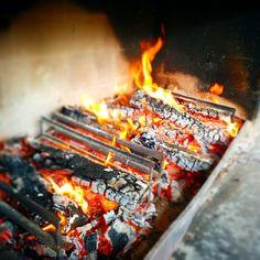 La domenica al Pineta la griglia è sempre accesa... fantastiche grigliate in #giardino vi aspettano per pranzo! #food #foodspotting #trentino #pinetaslurp