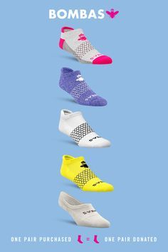 Treat your feet to mind-blowingly comfortable Bombas socks. No toe seam. Honeycomb arch support. 20% off  4+ pairs.