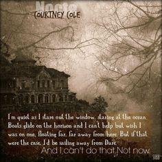 Nocte (The Nocte Trilogy, #1) by Courtney Cole —