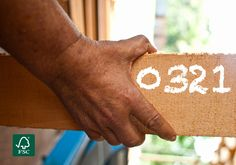 0321... It is neither a timber number nor a product number, but it is appearing everywhere!  Share it and ask your friends!