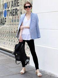 【ELLE】ファッションスナップ一覧(55~)|エル・オンライン