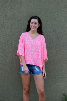 #BuddyLove top. So comfy, so bright, so adorable, and oh so right!