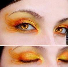 Collagen Moisturizer, Skin Serum, Makeup Ads, Eye Makeup, Phoenix Makeup, Multi Colored Eyes, Whitening Skin Care, Foundation Contouring, Tighter Skin
