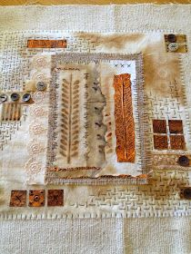 New painting fabric quilt fiber art Ideas How To Dye Fabric, Fabric Art, Fabric Crafts, Dyeing Fabric, Sculpture Textile, Textile Fiber Art, Ceramic Sculptures, Creative Textiles, Fabric Journals