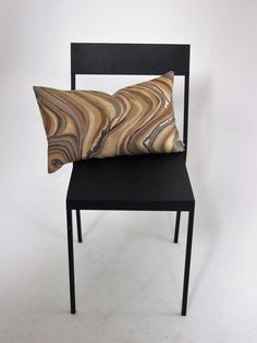 Groundworks+Barcelo+Cushion+Cover+by+Kelly+Wearstler, £15.00 marble brown taupe grey throw pillow