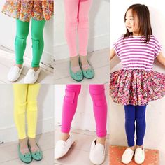 2014 spring patch girls clothing baby child long trousers legging kz-0937 $6.30