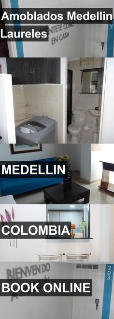 Hotel Amoblados Medellin Laureles in Medellin, Colombia. For more information, photos, reviews and best prices please follow the link. #Colombia #Medellin #travel #vacation #hotel