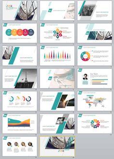 Investment powerpoint template pinterest template presentation 20 simple report powerpoint template toneelgroepblik Image collections