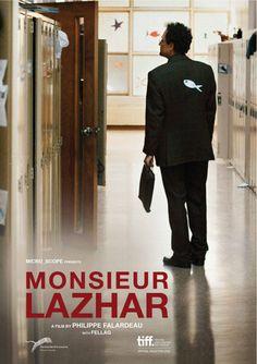 Monsieur Lazhar (francia.)