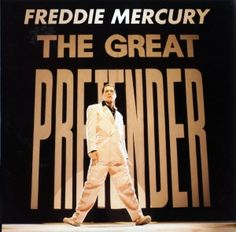My favorite music (cover) The great pretender!!