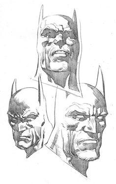 Batman by Tomás Giorello