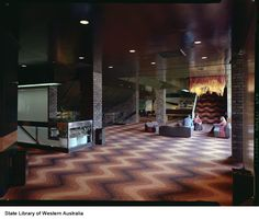 227303PD: Cinecentre, corner of Murray and Barrack Streets, Perth, 1975