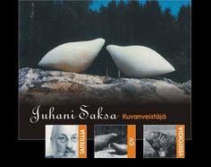 Kuvanviestäjä Juhani Saksa - Kivigalleria, Kangasniemi, Vaimosniemi