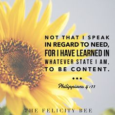 Philippians Be Content. Bible Verses About Beauty, Bible Verses About Stress, Healing Bible Verses, Bible Verses About Strength, Prayers For Strength, Bible Prayers, Scripture Images, Scripture Verses, Bible Verses Quotes