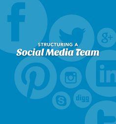 Structuring a Social Media Team PDF.