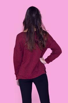 Bluse Fra Hollywood mærket LNA. Bluse - Jack Sweater, Pris: 150,- http://frejafashion.dk/products/jack-sweater